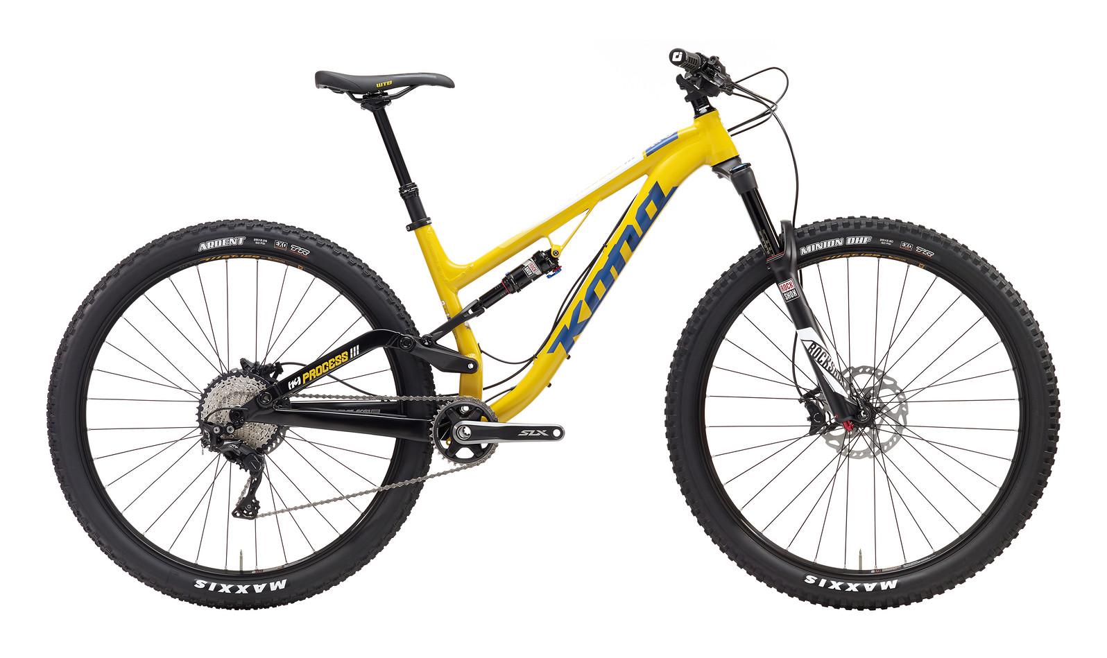 2017 Kona Process 111 Bike
