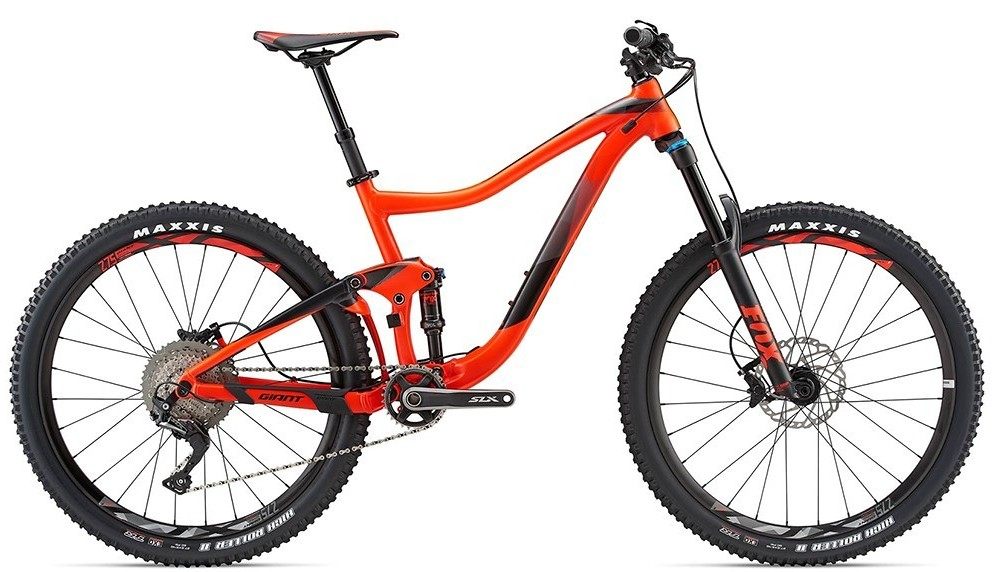 2018 Giant Trance 2 Bike Reviews Comparisons Specs