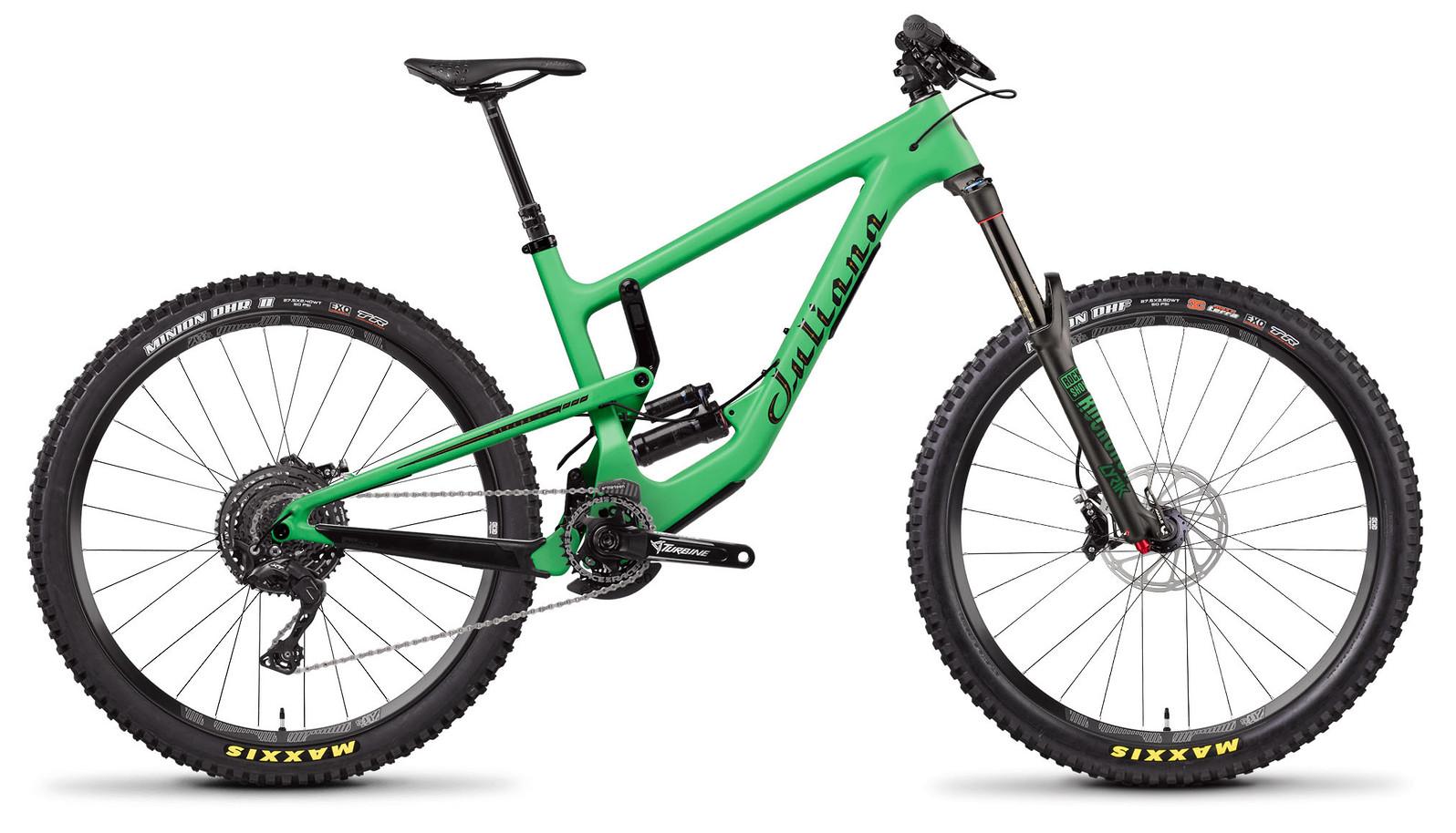 2018 Juliana Strega Carbon C XE Bike