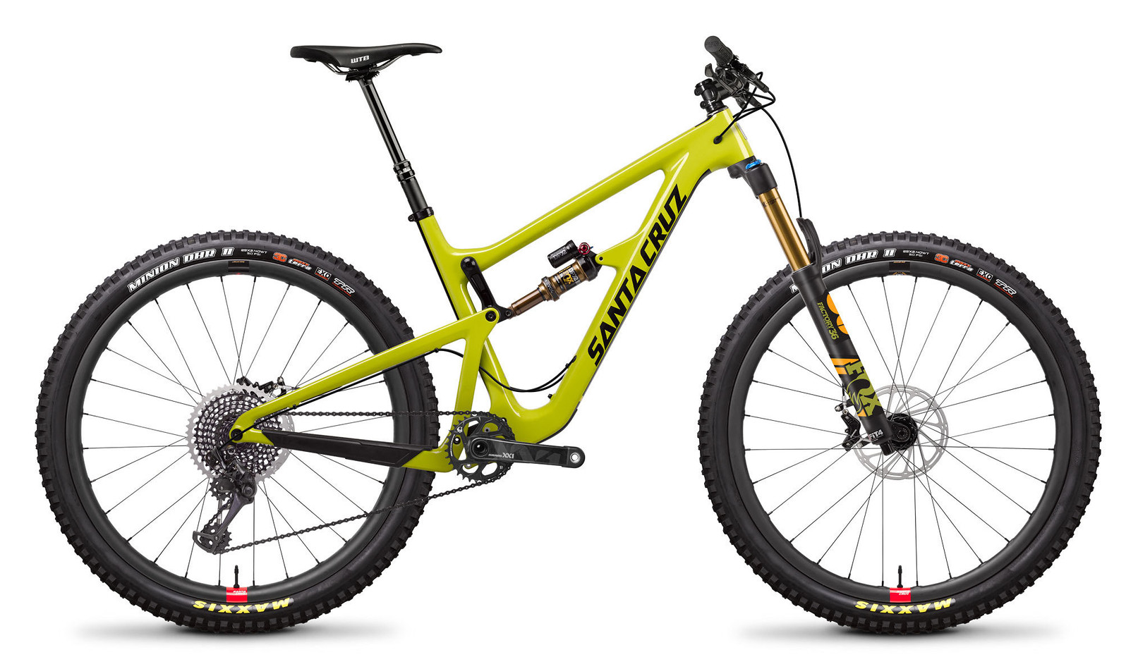 2018 Santa Cruz Hightower LT CC XX1 29 Reserve