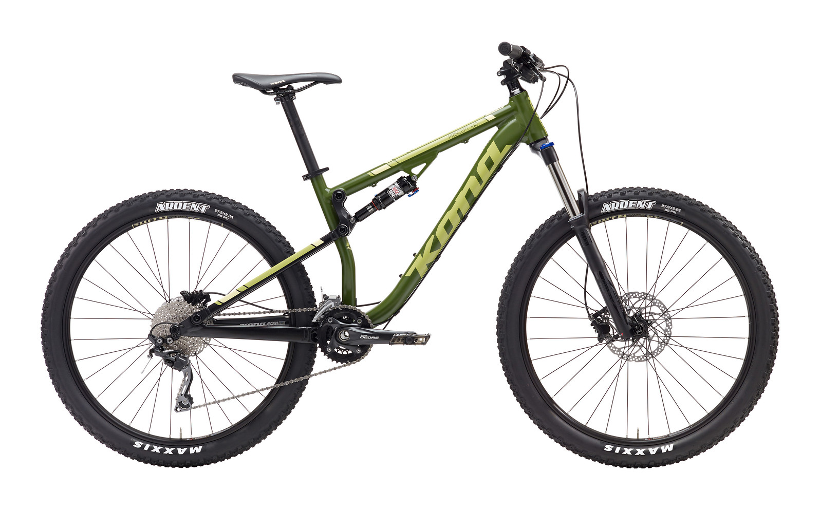 2017 Kona Precept 130 Bike