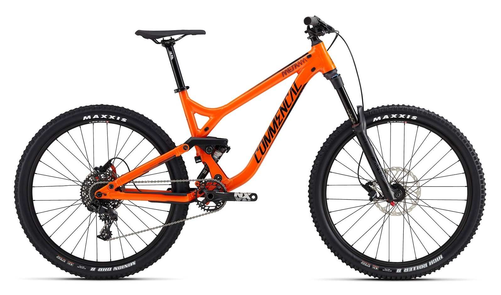 2017 Commencal Meta AM V3 Essential 650b