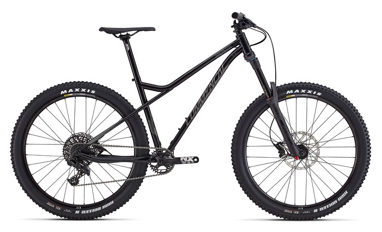 2017 Commencal Meta HT AM CrMo 650b
