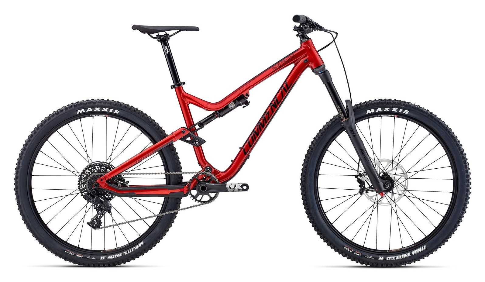 2017 Commencal Meta AM V4.2 Ride 650b