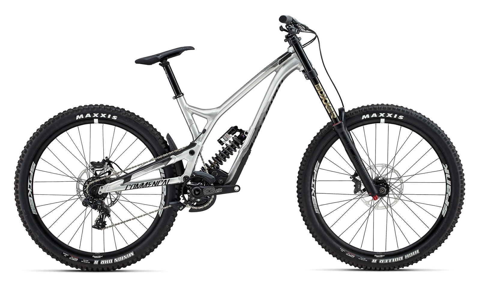 2017 Commencal Supreme DH V4.2 World Cup 650b