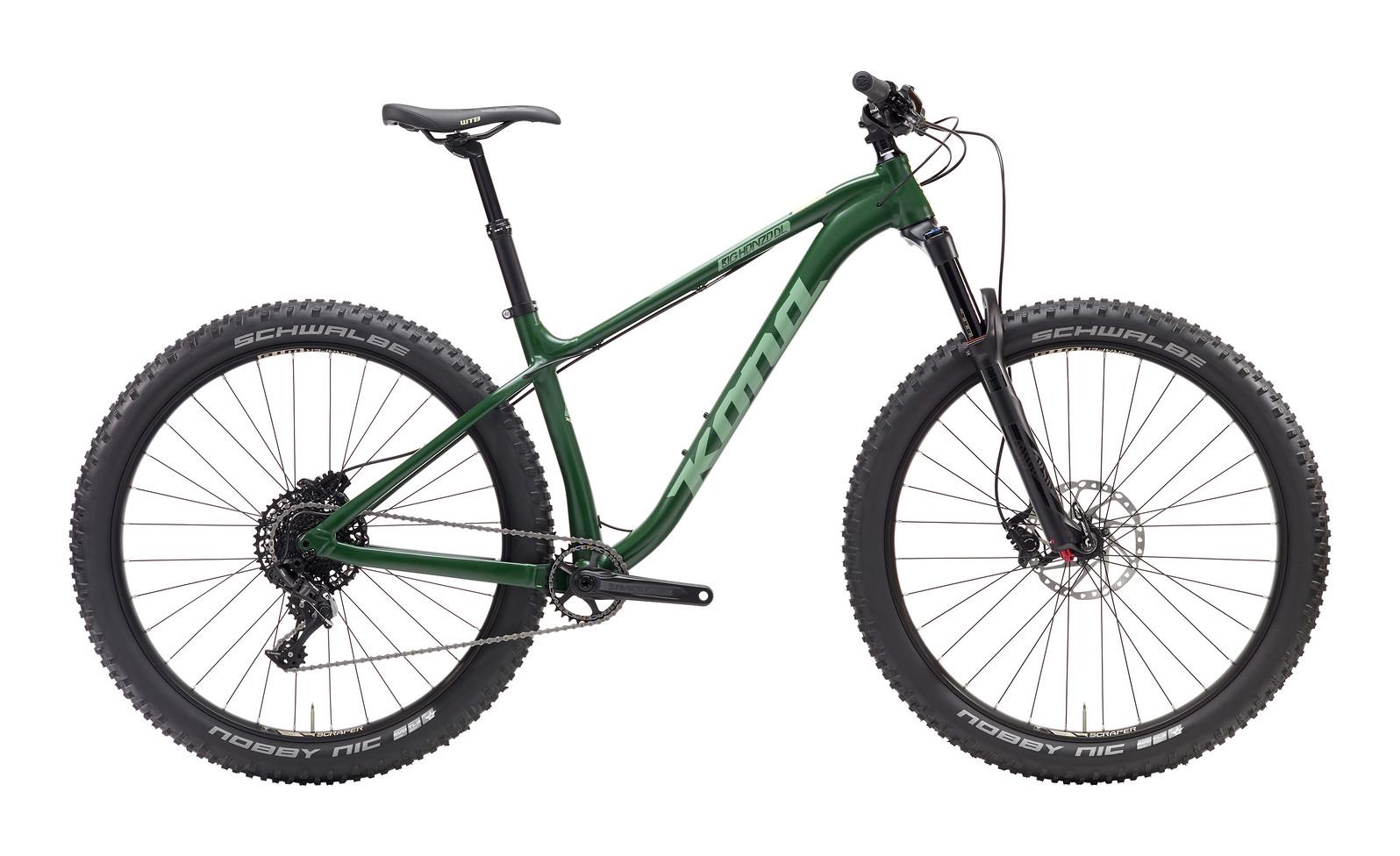 2017 Kona Big Honzo DL Bike