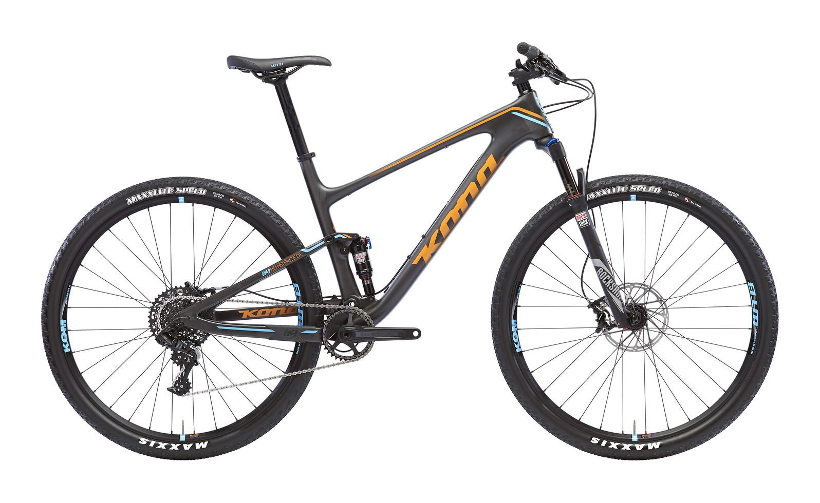 2017 Kona Hei Hei Race DL 29 Bike