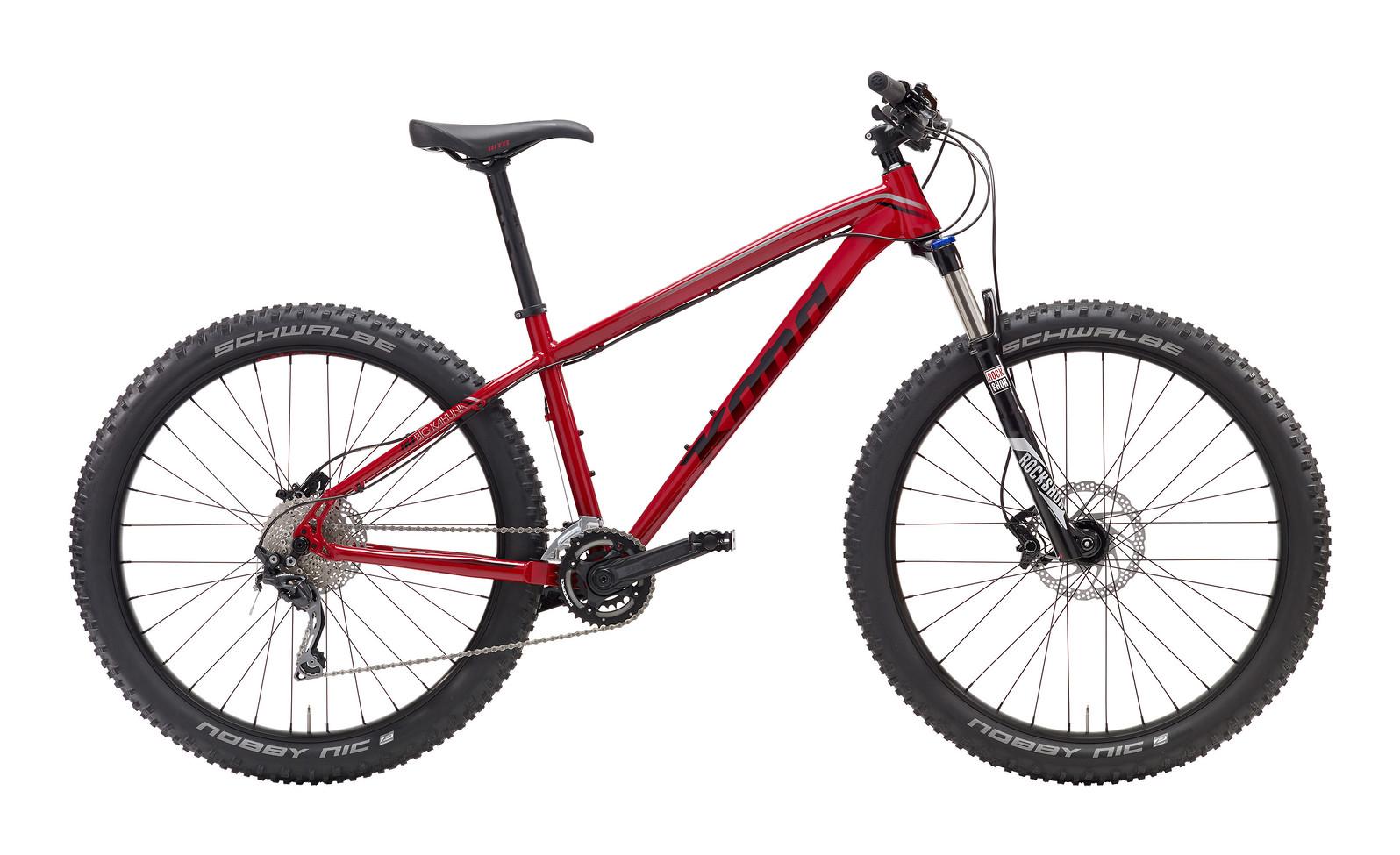 2deb5f5e7c9 2017 Kona Big Kahuna Bike - Reviews, Comparisons, Specs - Mountain ...