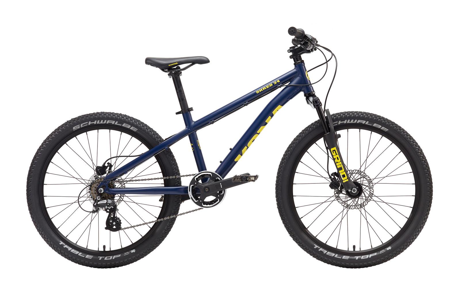 2017 Kona Shred 24 Bike