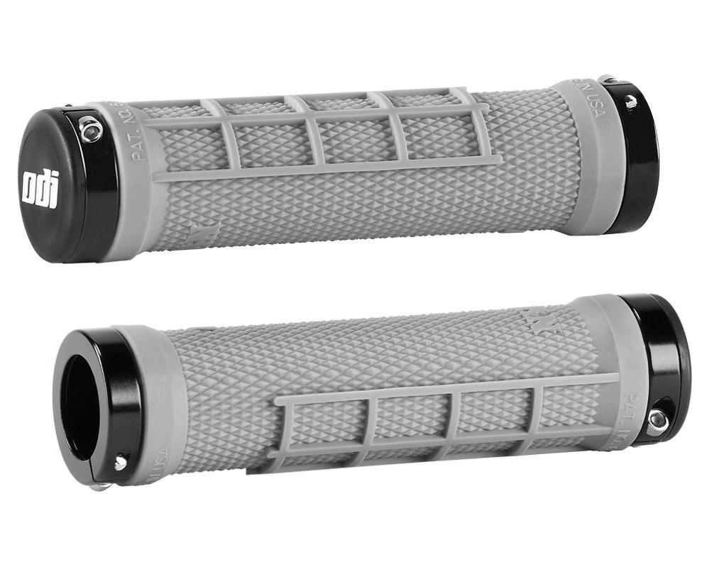 RUFFIAN MX MTB LOCK-ON GRIPS (130MM) NEW SOFT COMPOUND