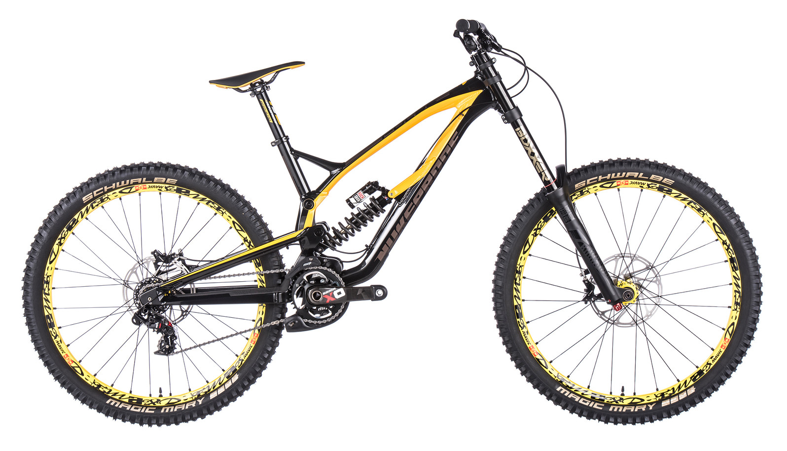 2017 Nukeproof Pulse Team