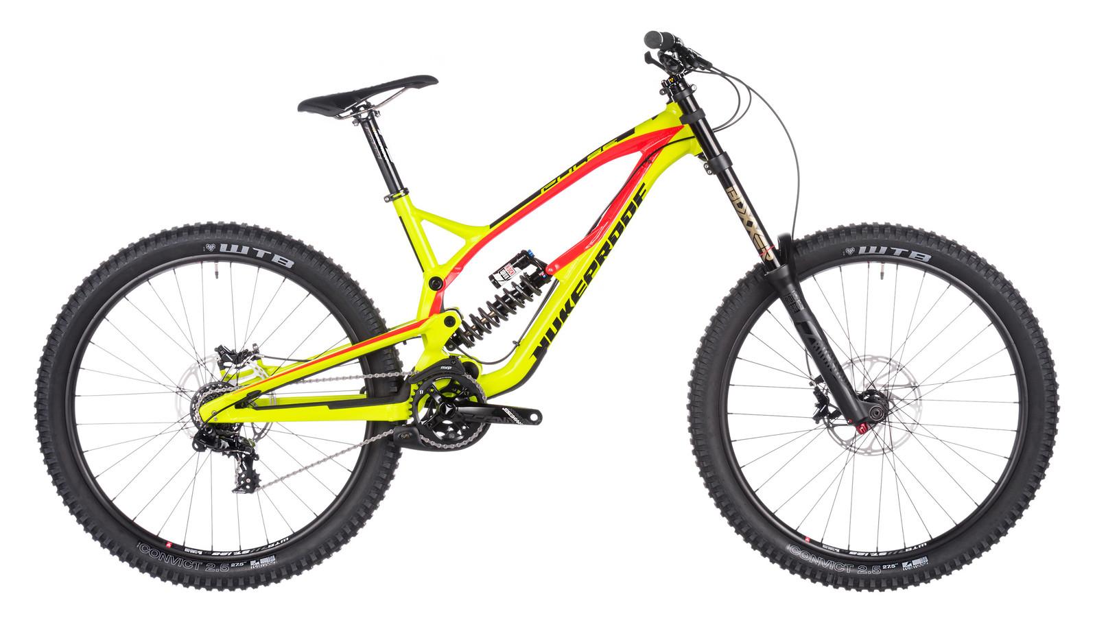 2017 Nukeproof Pulse Comp Bike - Reviews, Comparisons, Specs ...
