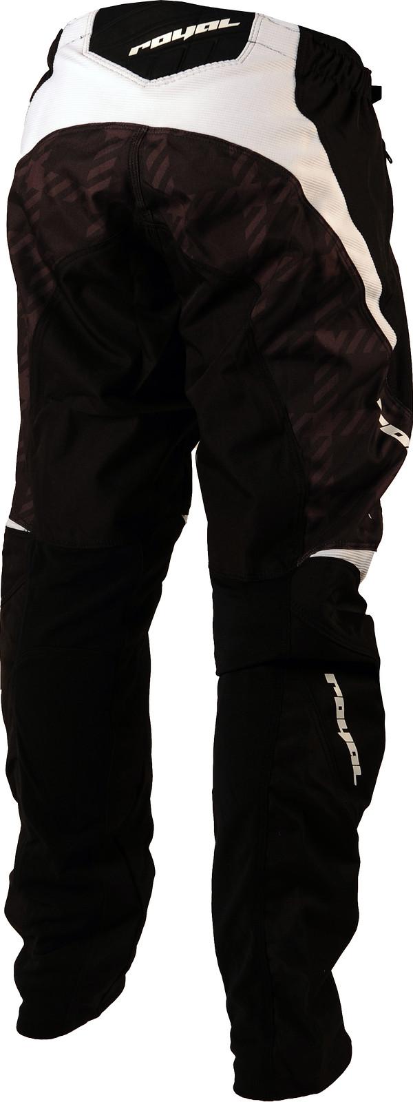 Royal 2011 SP-247 Pants Pants-SP247-Black-Back
