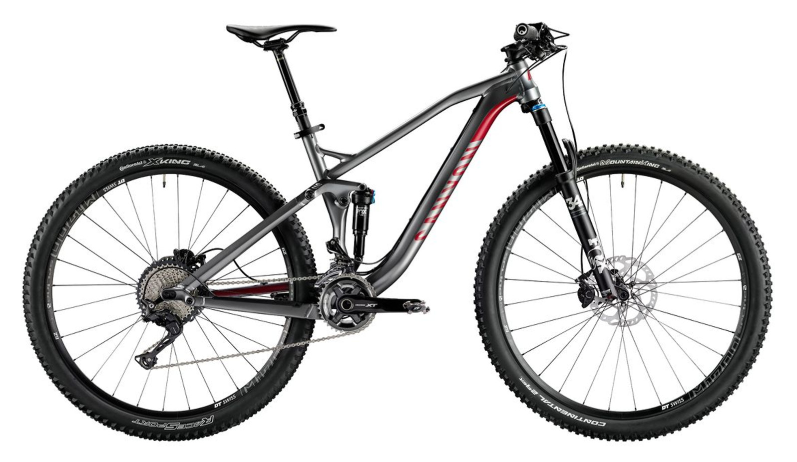 2017 Canyon Neuron AL 8.9 Bike