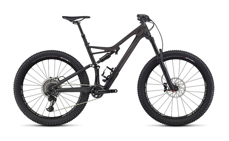 Specialized Stumpjumper FSR Pro Carbon 29-6Fattie 2