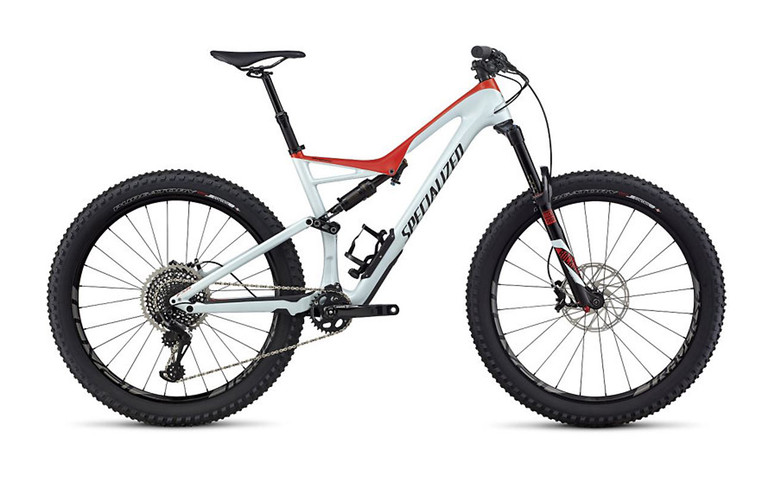 Specialized Stumpjumper FSR Pro Carbon 29-6Fattie 1