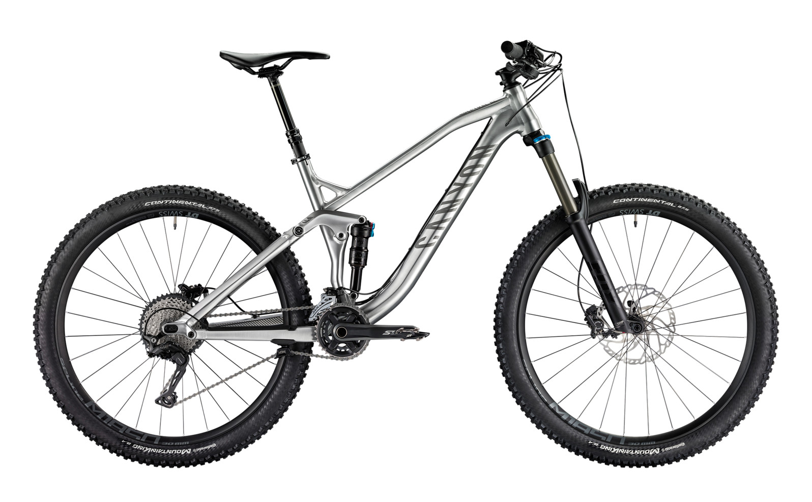 Reviews Com Product Reviews And Comparisons Of 2018 >> 2017 Canyon Spectral AL 6.0 Bike - Reviews, Comparisons, Specs - Mountain Bikes - Vital MTB