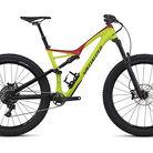 2017 Specialized Stumpjumper FSR Comp Carbon 6Fattie Bike