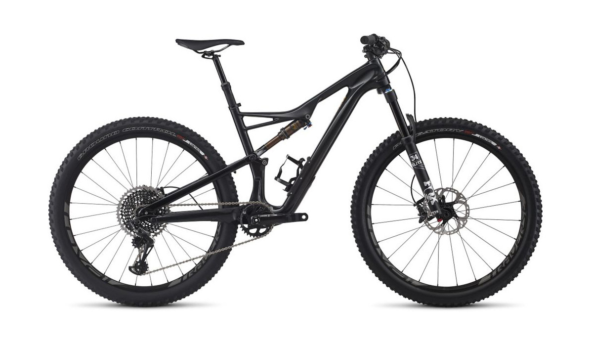 Specialized S-Works Camber Pro Carbon 650b