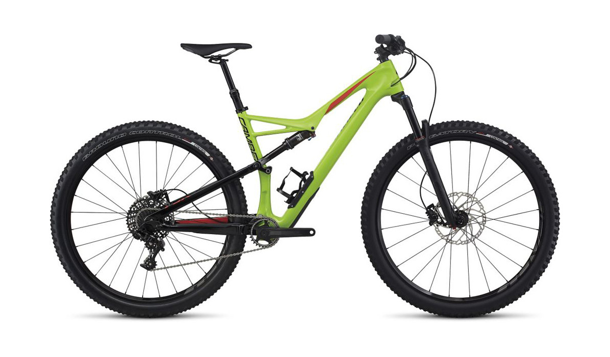 Specialized Camber Comp Carbon 29 2