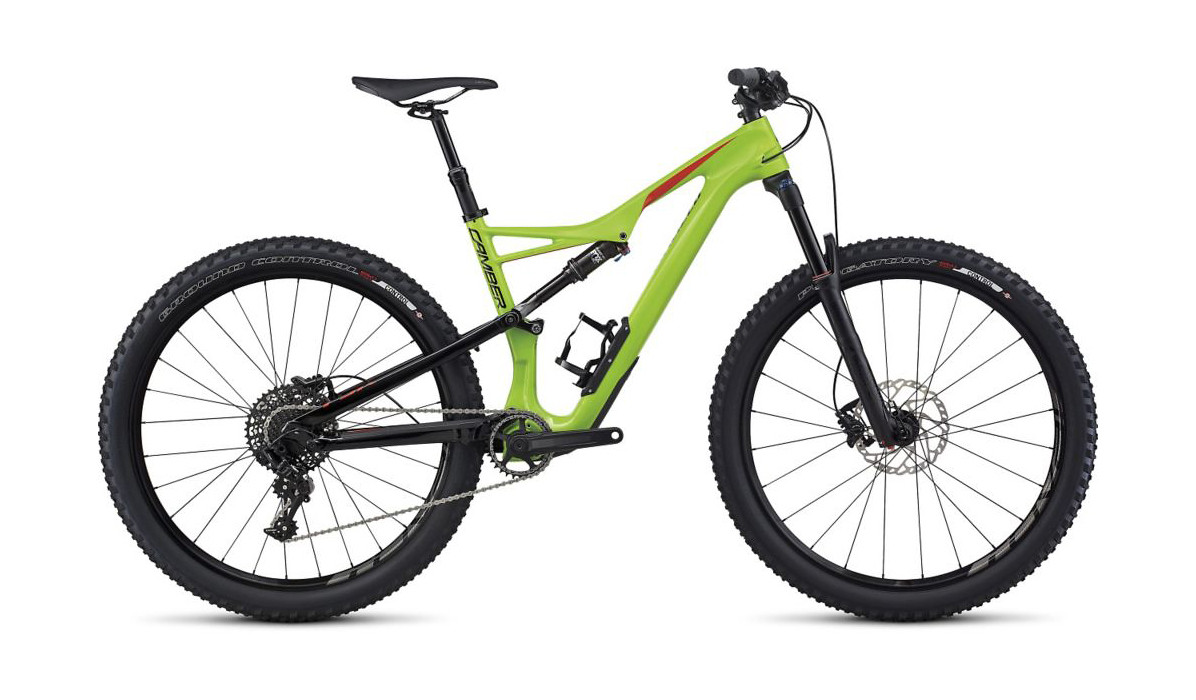 Specialized Camber Comp Carbon 650b 2