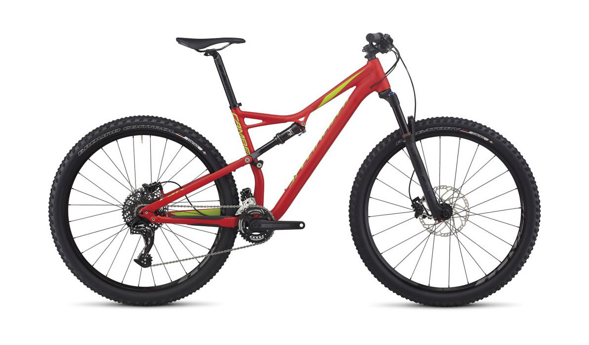 Specialized Camber Comp 29 1