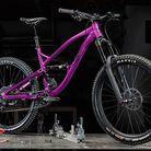 2017 Guerrilla Gravity Shred Dogg Race Bike