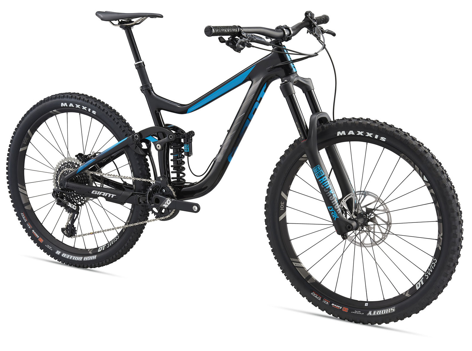 Reviews Com Product Reviews And Comparisons Of 2018 >> 2018 Giant Reign Advanced 0 Bike - Reviews, Comparisons, Specs - Mountain Bikes - Vital MTB