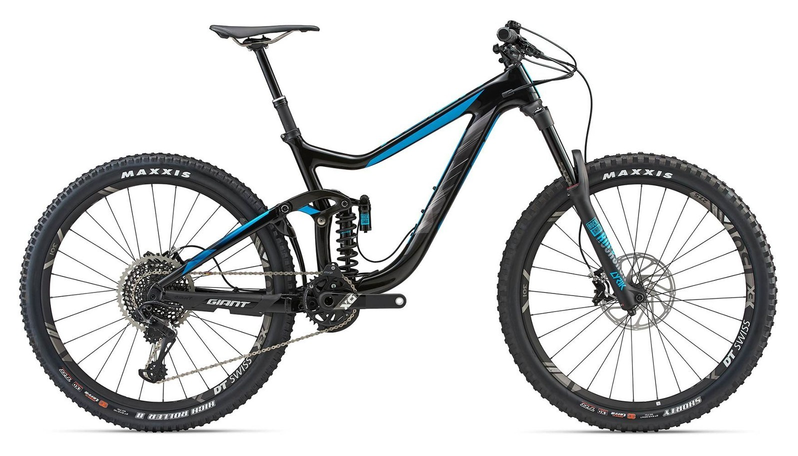 2018 Giant Reign Advanced 0 Bike Reign Advanced 0 Carbon