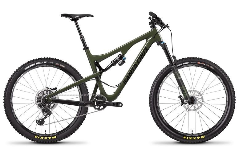 Bronson Carbon CC X01 Gloss Olive and Black