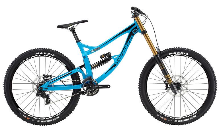 2017 Transition TR500 1 27.5 Bike