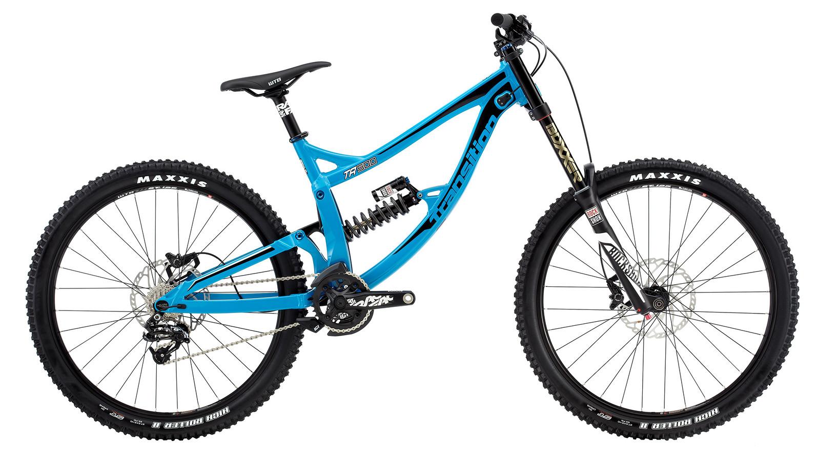 2017 Transition TR500 3 27.5 Bike