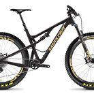 2018 Santa Cruz Tallboy Carbon CC X01 27.5+ Bike