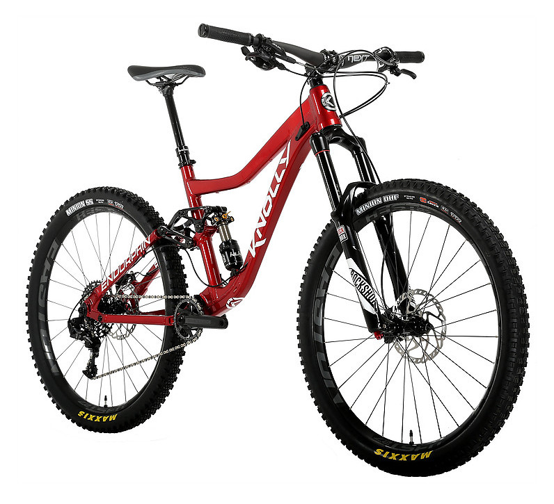 2017 Knolly Endorphin Supreme Leader (X01) Bike - Reviews ...