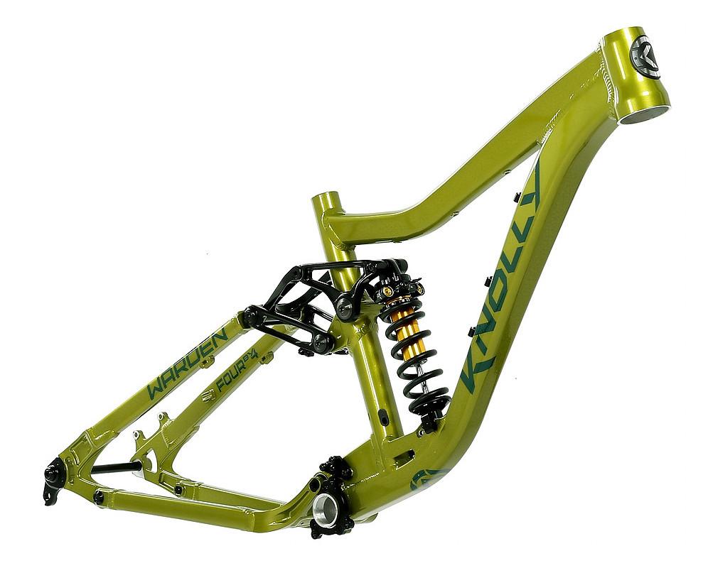 2017 Knolly Warden Supreme Leader (X01 Eagle) Bike - Reviews ...