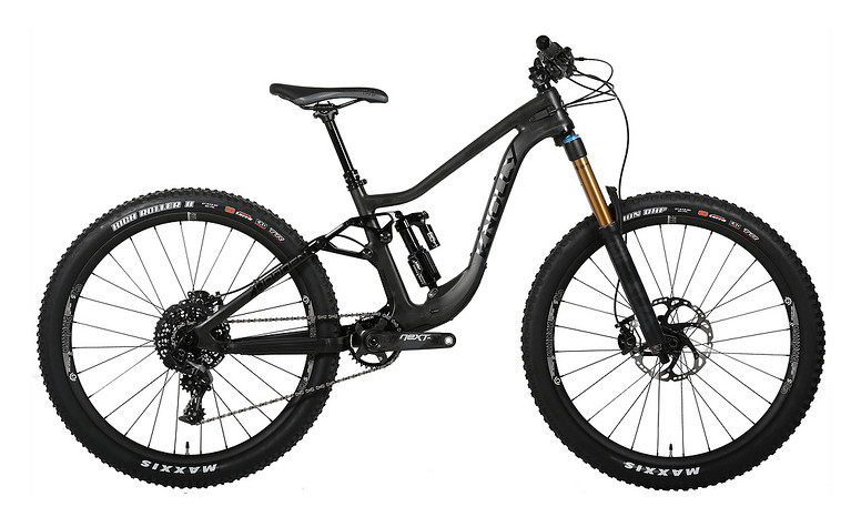 2017 Knolly Warden Carbon Supreme Leader (X01) Bike