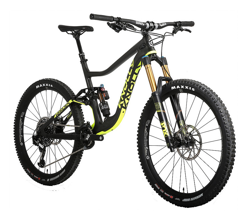 2017 Knolly Warden Carbon Supreme Leader (X01) Bike - Reviews ...