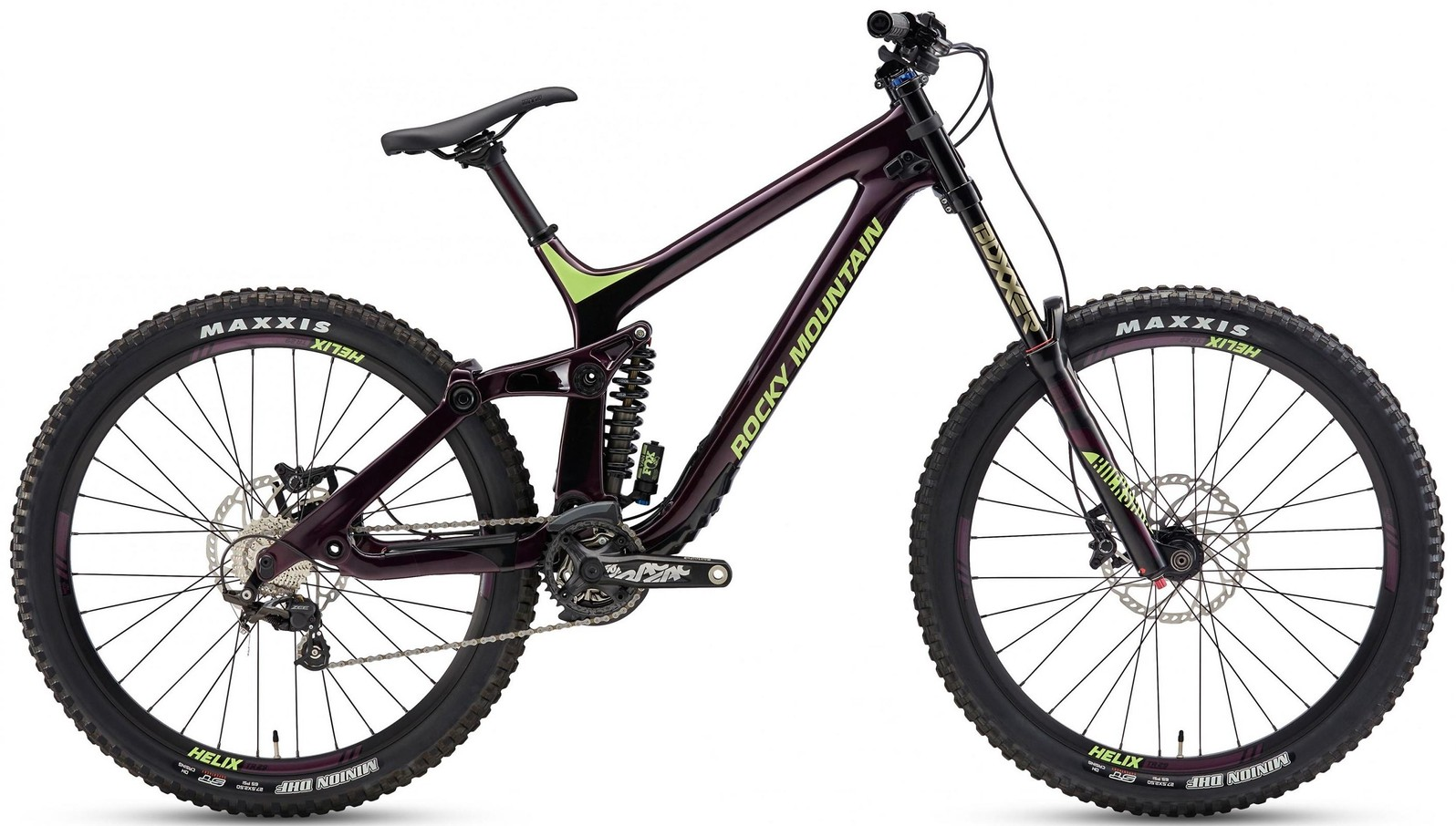2017 Rocky Mountain Maiden Park Bike