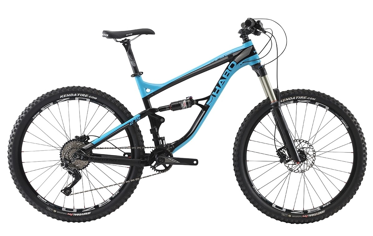 2017 haro shift r7 lt bike reviews comparisons specs mountain rh vitalmtb com
