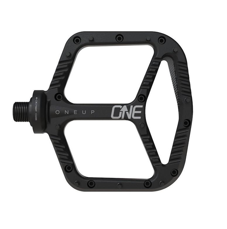 OneUp Components Aluminum Flat Pedal (black)