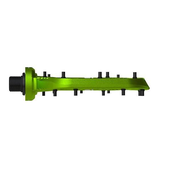 OneUp Components Aluminum Flat Pedal (green)