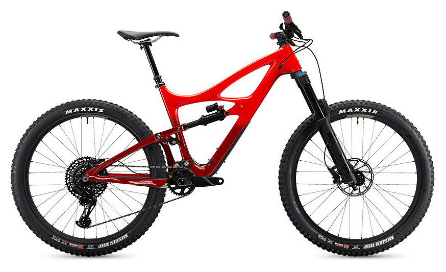 Mojo HD4 GX Eagle Build - Red