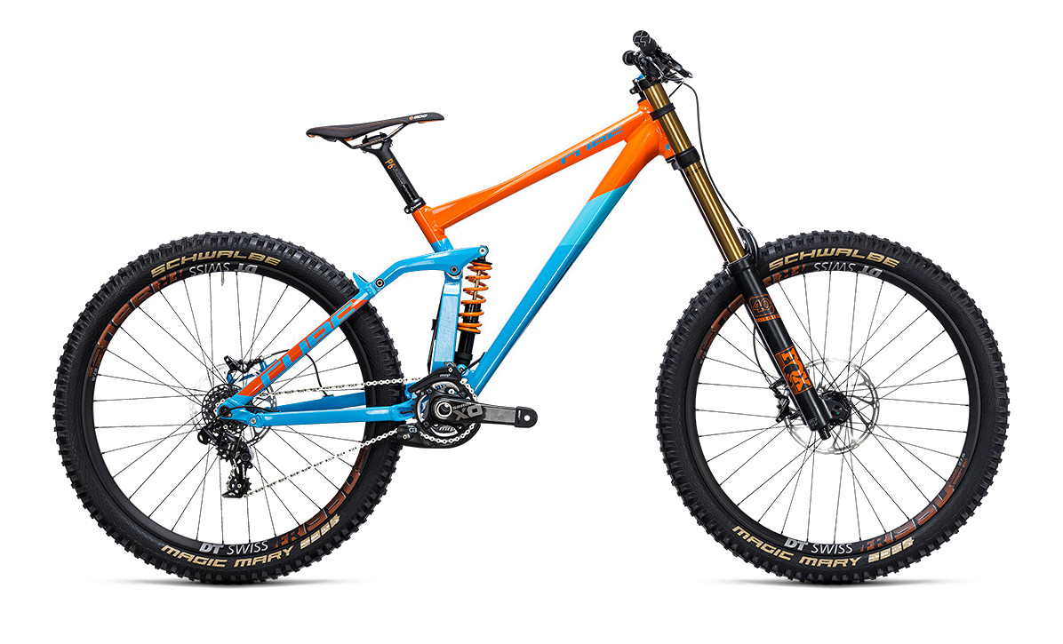 2017 Cube TWO15 HPA SL 27.5 Bike CUBE TWO15 HPA SL 27.5