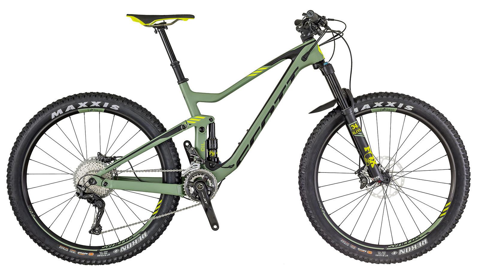 83cd9fd8962 2018 Scott Genius 710 Bike - Reviews, Comparisons, Specs - Mountain ...