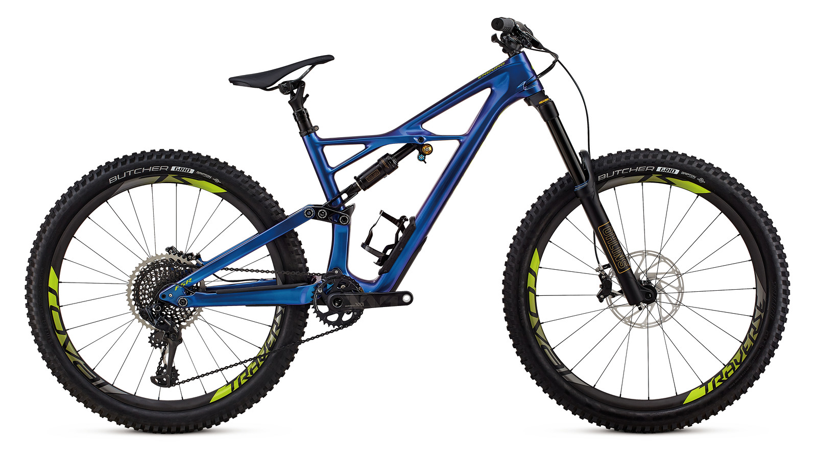 2018 Specialized S-Works Enduro 27.5 Bike - Reviews, Comparisons ...