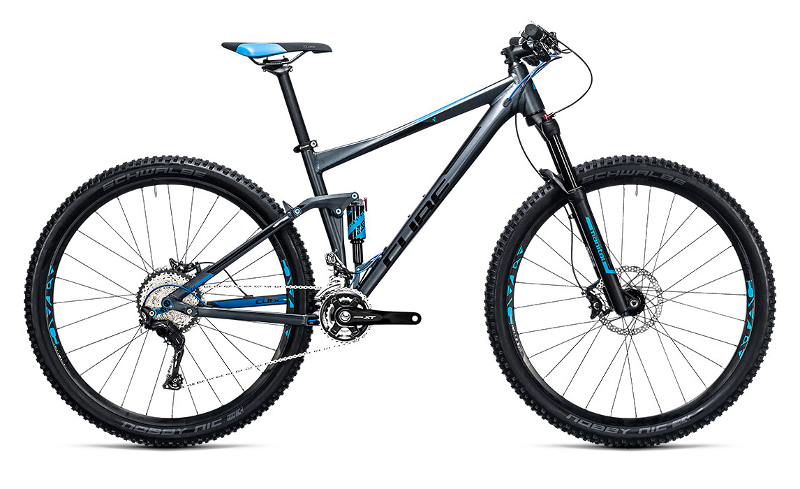 CUBE Stereo 120 HPA Race 275 650b