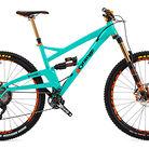 2017 Orange Stage 6 LE Bike