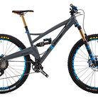 2017 Orange Stage 5 LE Bike