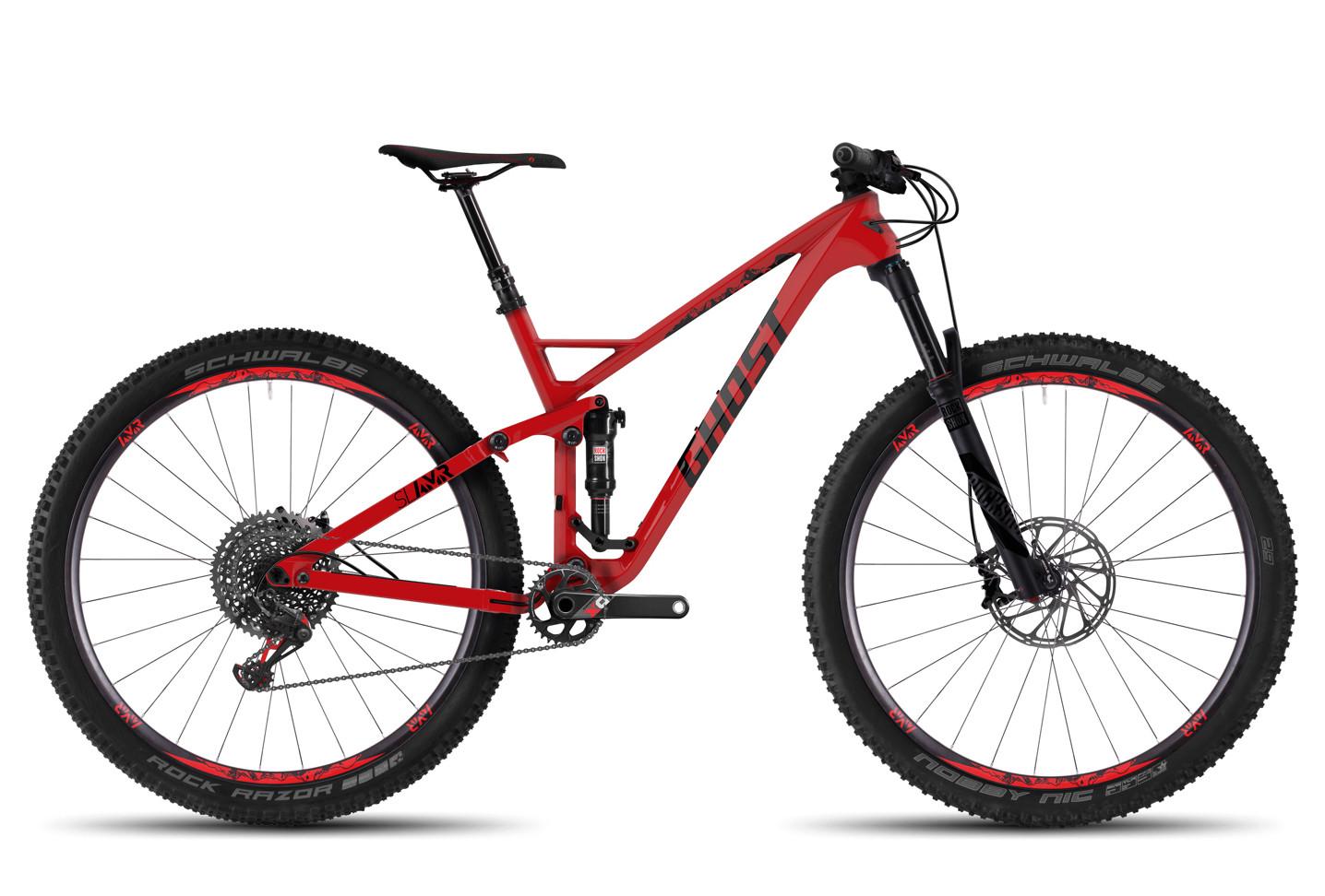 2017 ghost sl amr 10 lc bike reviews comparisons specs. Black Bedroom Furniture Sets. Home Design Ideas