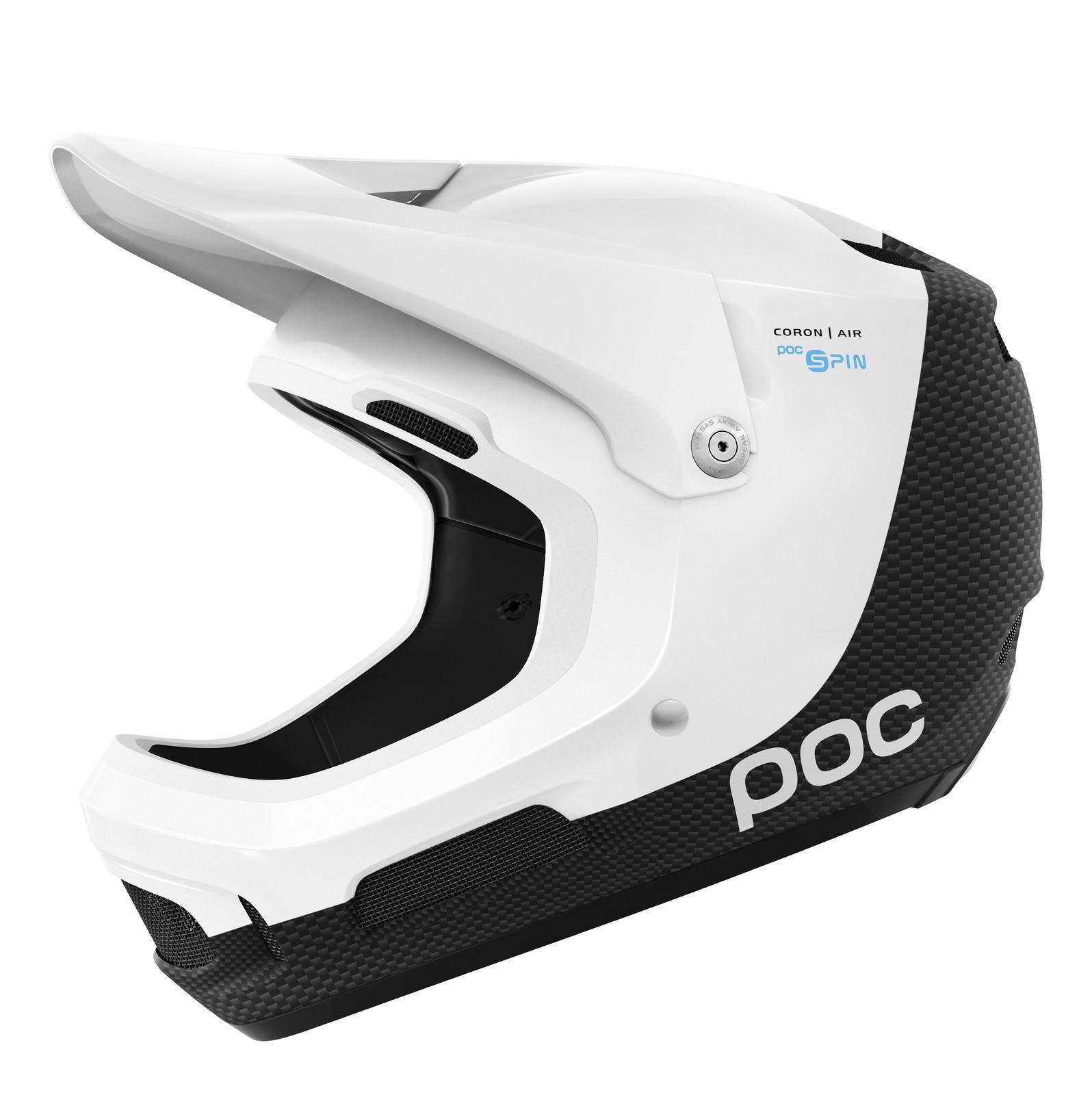 poc coron air spin helmet reviews comparisons specs. Black Bedroom Furniture Sets. Home Design Ideas